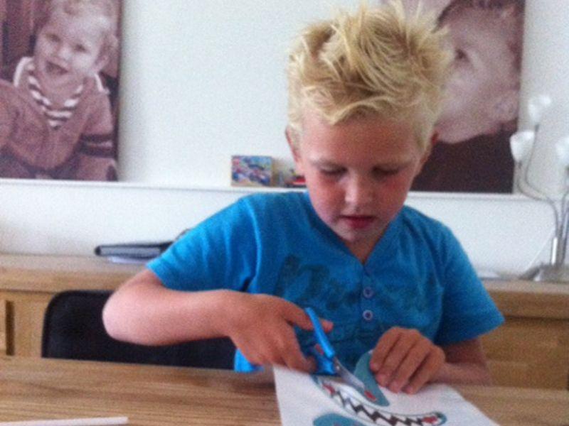 Ouders & Kids Review: Thomas maakte de haai van Balloon Heads