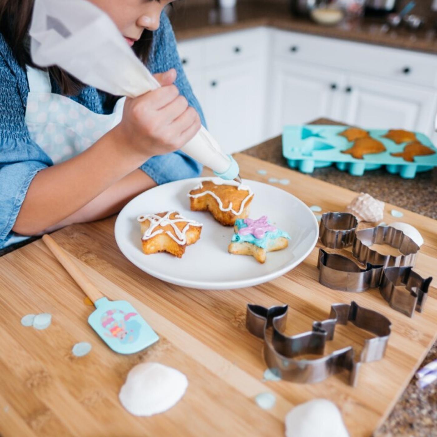 Baksets voor kinderen | Cakevormen en uitstekers