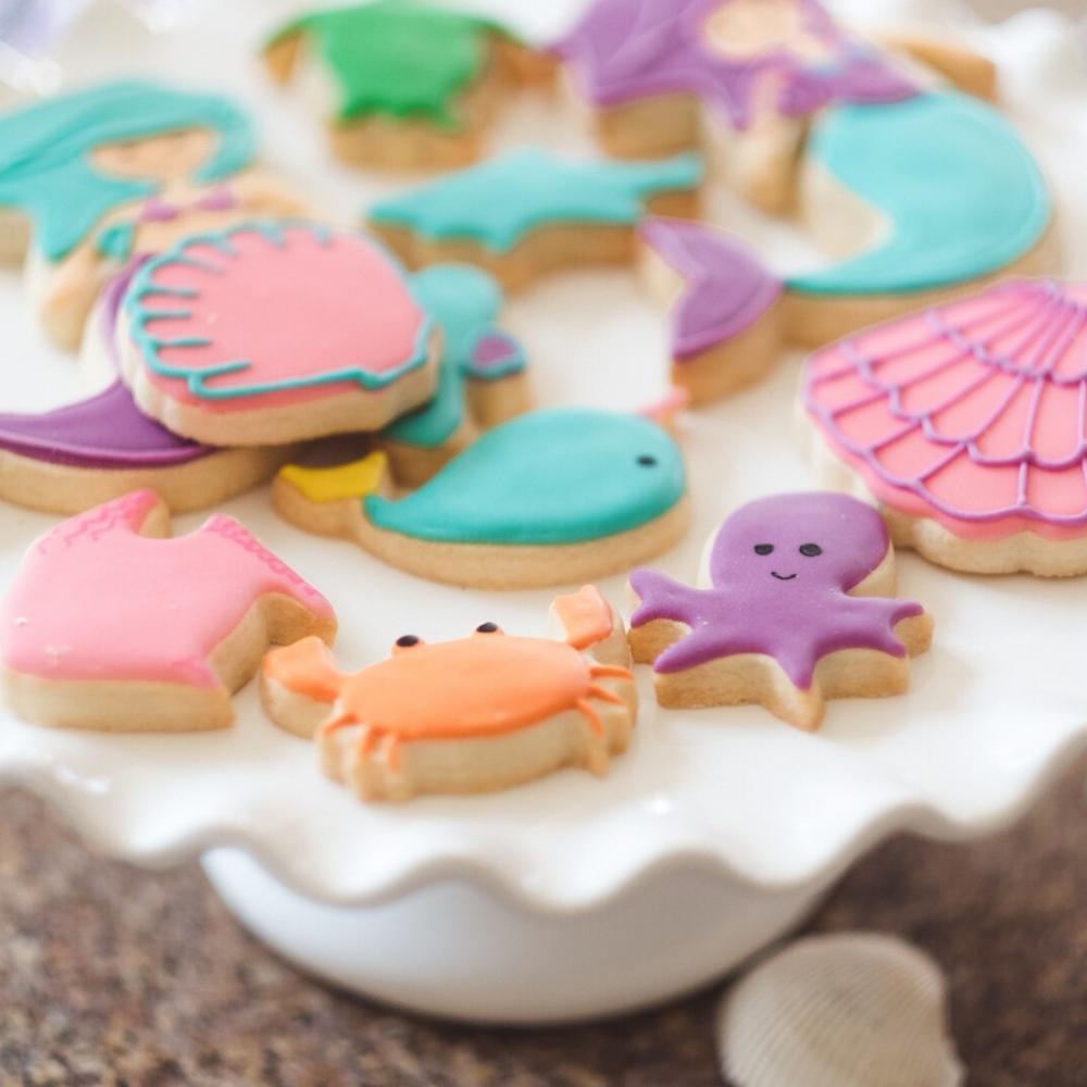 Uitsteekvormen voor o.a. koekjes