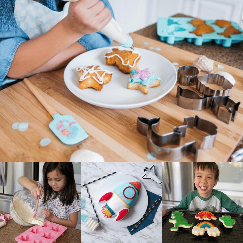 Complete baksets voor kids van Handstand Kitchen