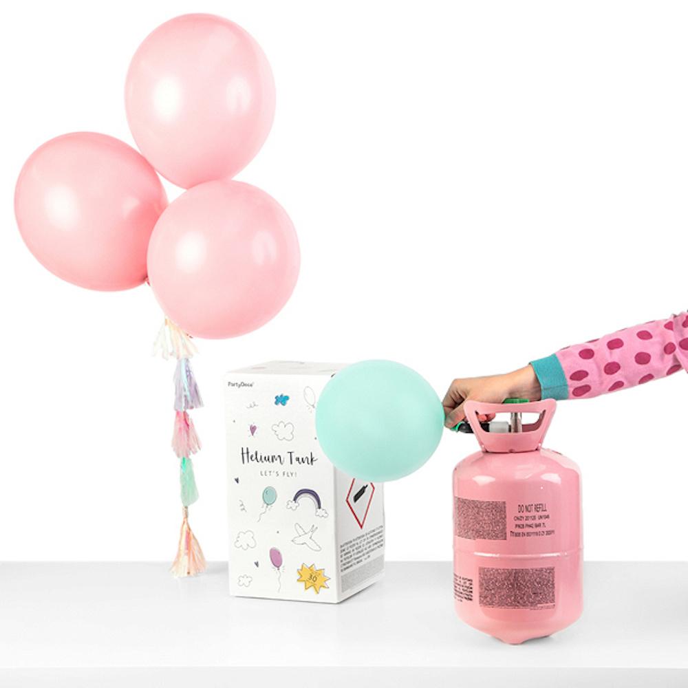 Ballon Accessoires: Helium en Pomp