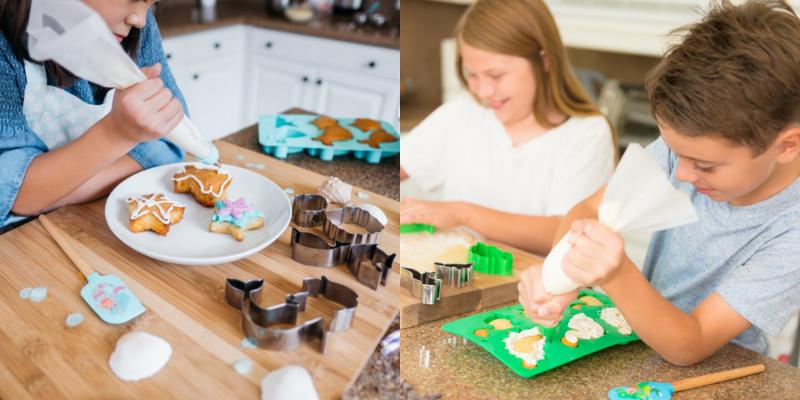 Koken en bakken met kids
