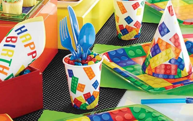 10 DIY tips voor een LEGO feestje
