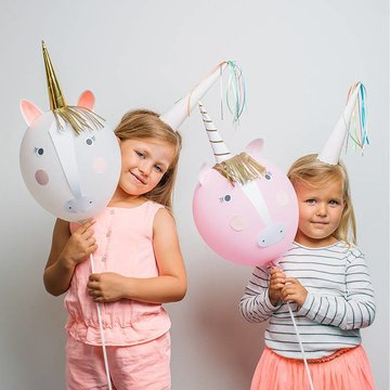 Meri Meri I Believe in Unicorns Balloon Kit