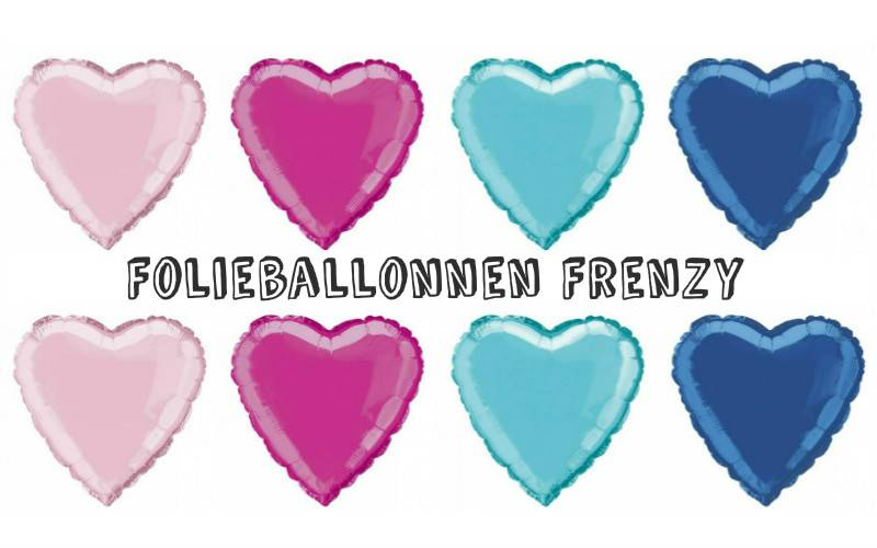 Trend: Folieballonnen Frenzy