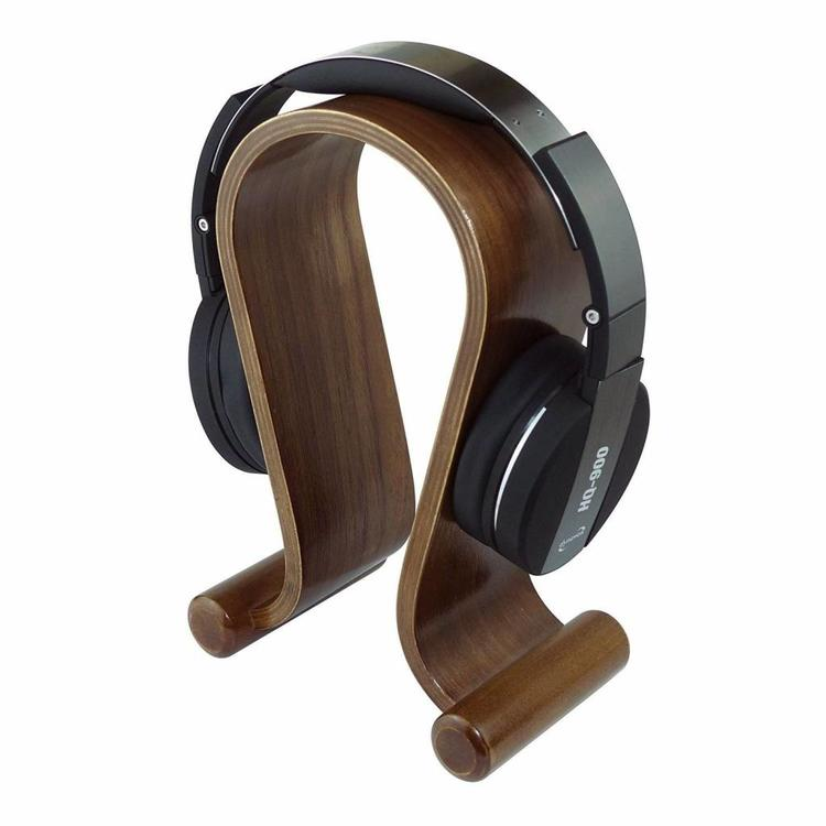 Dynavox Kopfhörerständer KH-500 (Nussbaum)