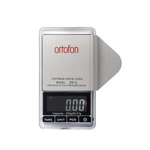 Ortofon DS-3 digitale Stift Manometer