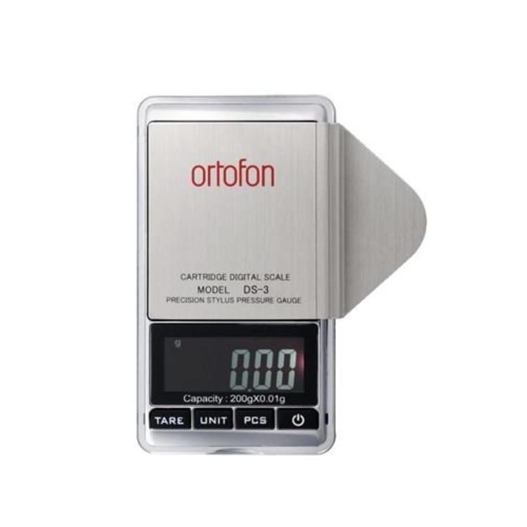 Ortofon DS-3 digital stylus pressure gauge