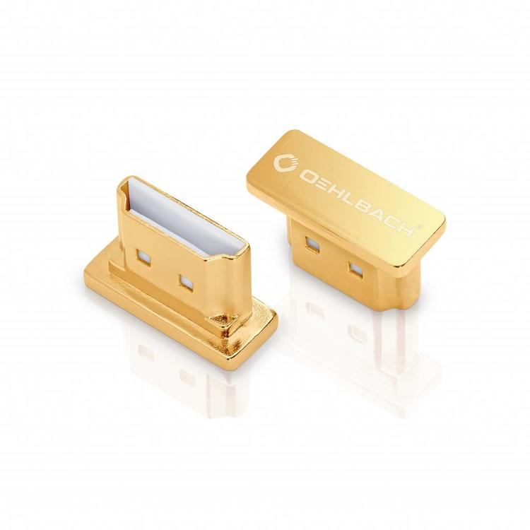 Oehlbach XXL HDMI Caps (4 Pieces)