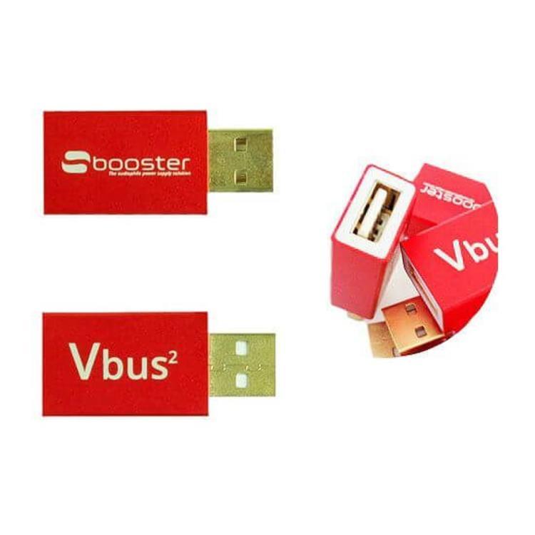 Squeeze Booster Vbus2 Isolator