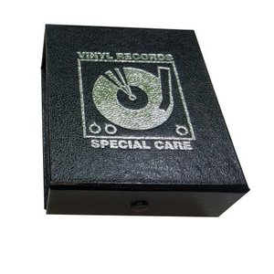 Simply Analog Vinyl Record Cleaning Boxset De Luxe Edition - Black