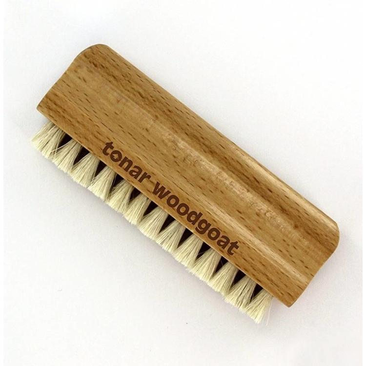 Tonar Woodgoat record brush