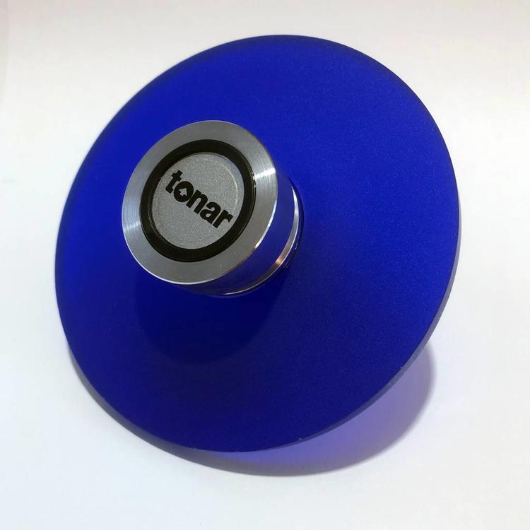 Tonar Misty Blue Clamp