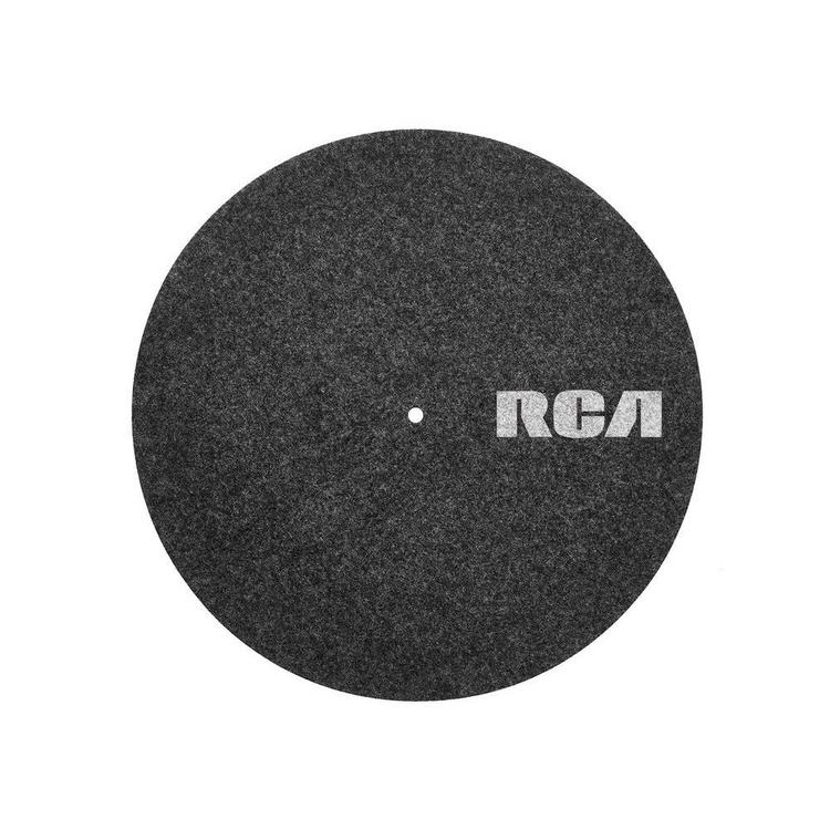 "RCA Draaiplateaumat vilt 12"""
