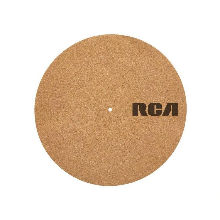 RCA Cork turntable mat