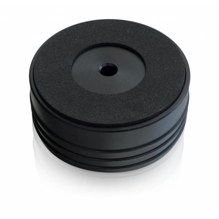 bFly-audio PG0 Light Met natuurlijk rubber