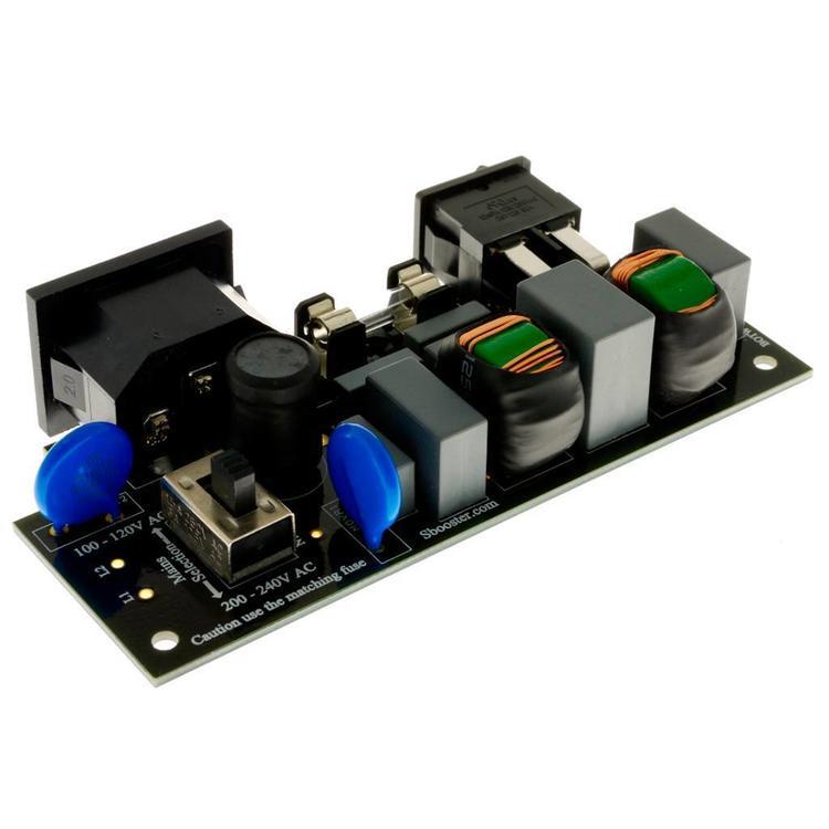 Squeeze Booster BOTW P&P MkII 9 - 10 Volt