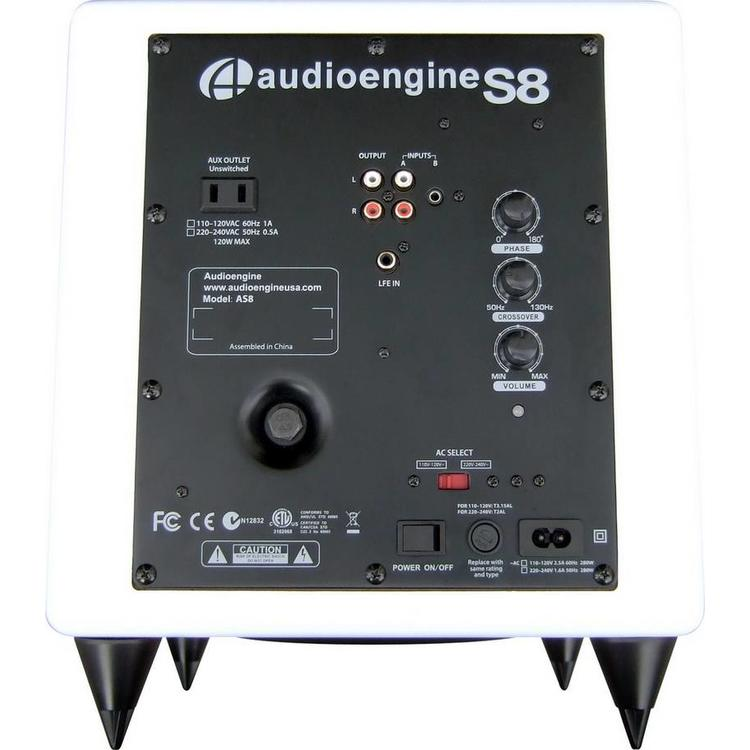 AudioEngine S8 Wit