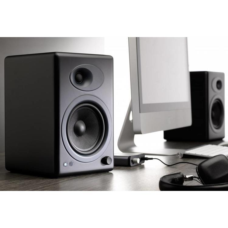 AudioEngine A5 + Schwarz (1 Pair)