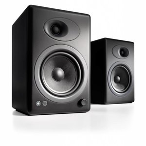 AudioEngine A5 + Schwarz (1 Pair)