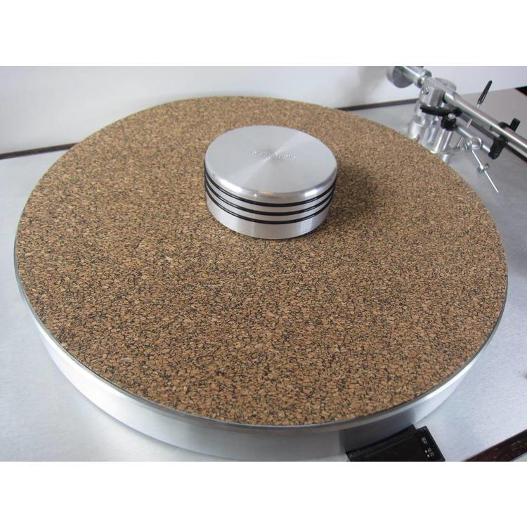 bFly-audio Cork 'n Rubber Turntable mat 1mm
