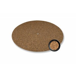bFly-audio Cork 'n Rubber Turntable Mat 3mm