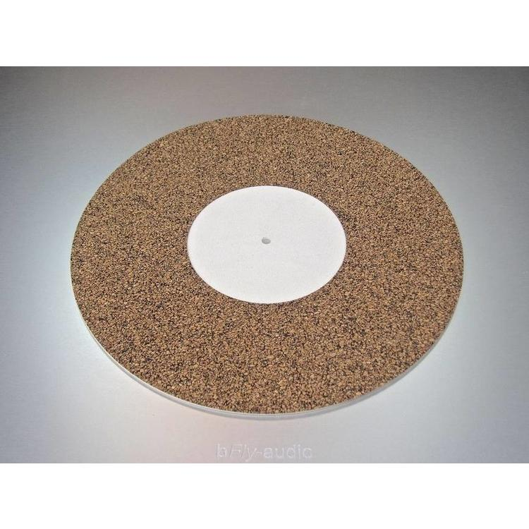 bFly-audio VARIO mat for turntable 3 mm
