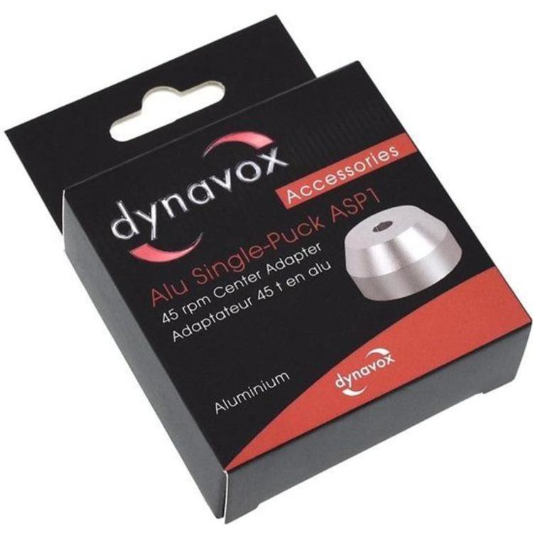 Dynavox Aluminium single-puck ASP1