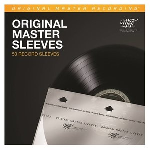 MFSL Original Master Sleeves (50 pieces)