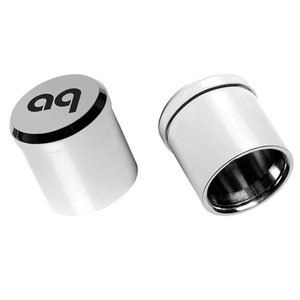 AudioQuest XLR Input Noise-Stopper Caps (2 pieces)
