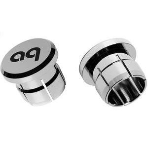 AudioQuest XLR Output Noise-Stopper Caps (2 Stuks)