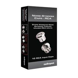 AudioQuest RCA Noise-Stopper Caps (10 Stuks)