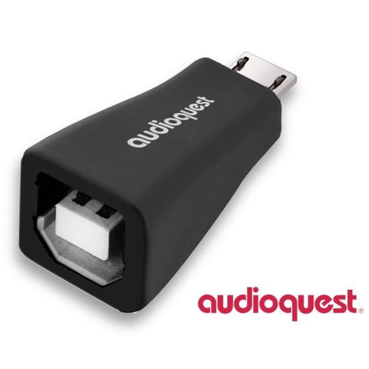 AudioQuest USB B to Micro Adaptor