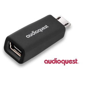 AudioQuest USB Mini to Micro Adaptor