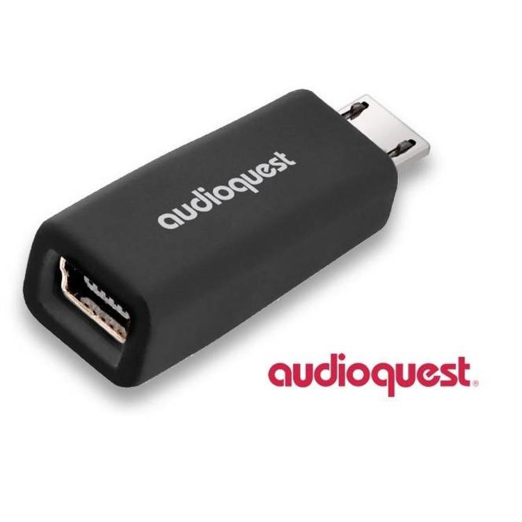 AudioQuest Mini USB to Micro Adapter