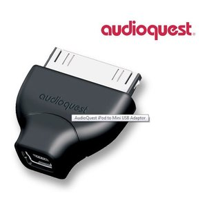 AudioQuest iPod to Mini USB Adaptor