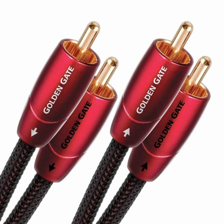 AudioQuest Golden Gate RCA→ RCA