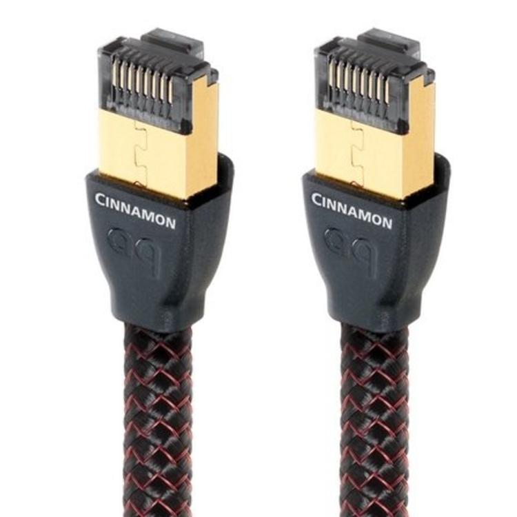 AudioQuest Cinnamon RJ/E (Ethernet)