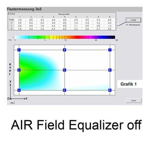 Creaktiv Systems AIR Field Equalizer