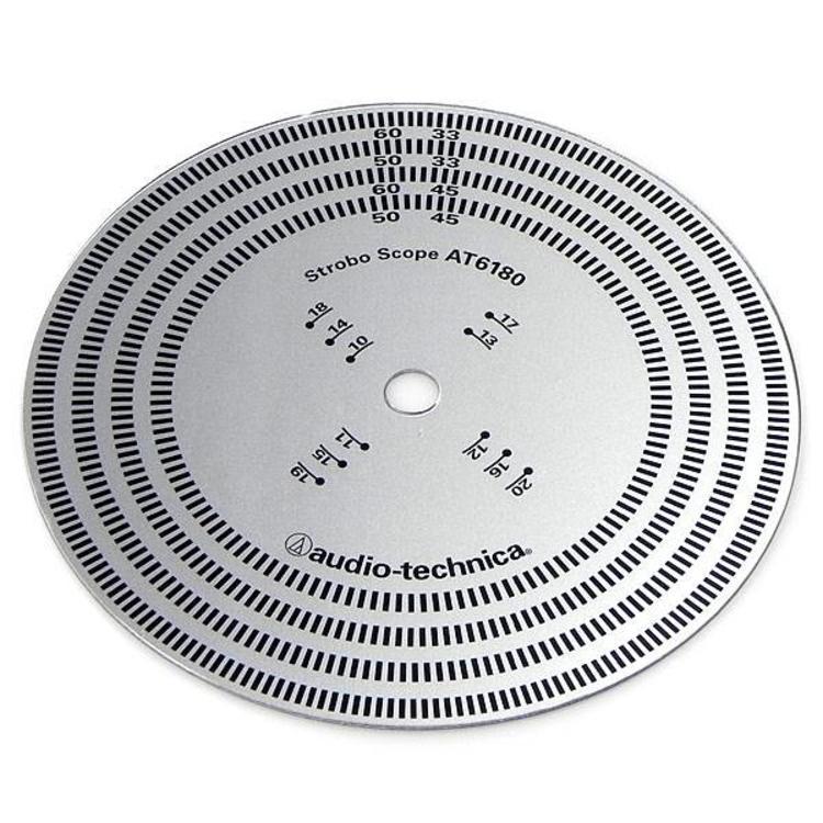 Audio Technica AT6180 Stroboscope