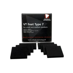 Valhalla Technology Speaker VT feet type 7 (8 Pieces)