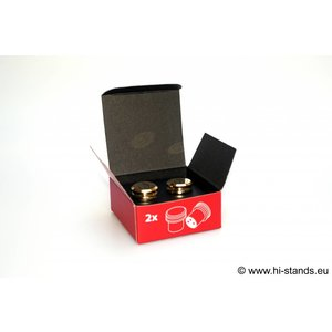 Sieveking Sound XLR caps (Female 2 Stück)
