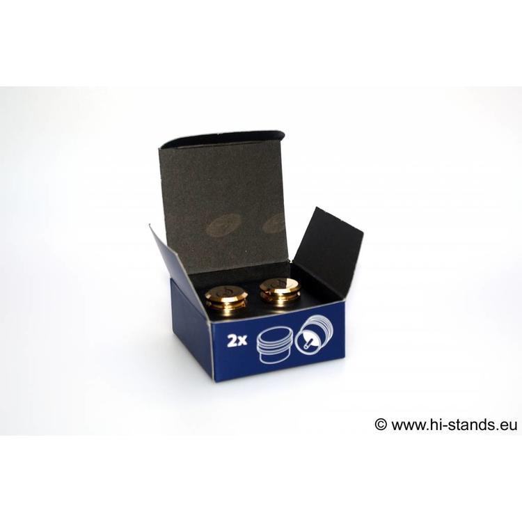 Sieveking Sound XLR caps (Male 2 Pieces)