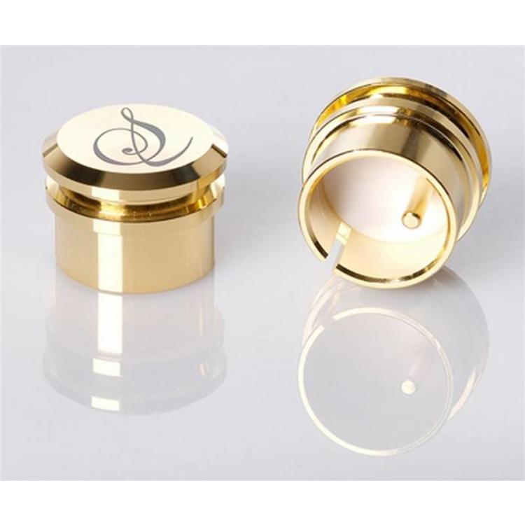 Sieveking Sound XLR caps (Male 2 Stuks)
