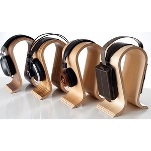Sieveking Sound Omega, Headphone Stand Zebrano