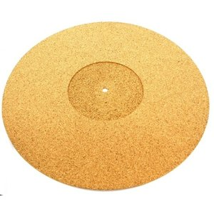 Tonar Corky Pure Cork Turntable mat 3mm