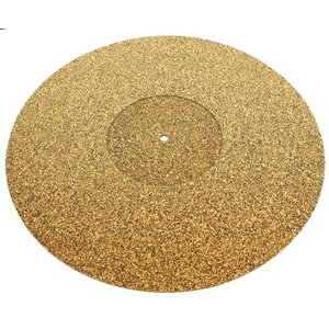 Tonar Cork 'n Rubber Turntable mat 3mm