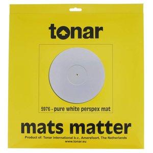 Tonar Pure White Mat 2 mm Perspex