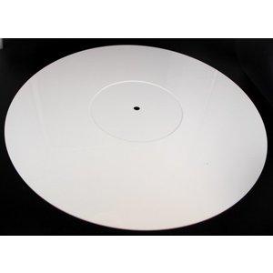 Tonar Pure White Mat 2mm Perspex