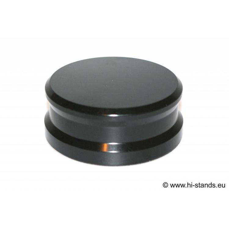 Tonar platen aandrukgewicht 760 Gram (zilver)
